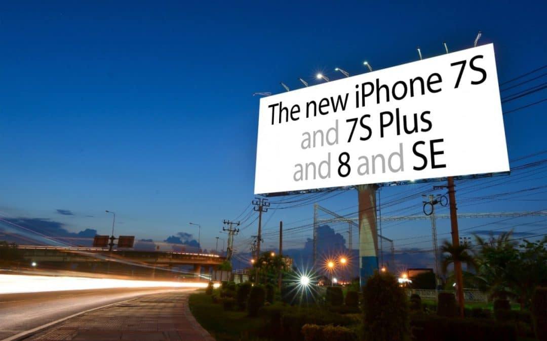 The Great iPhone Naming Opportunity of 2017