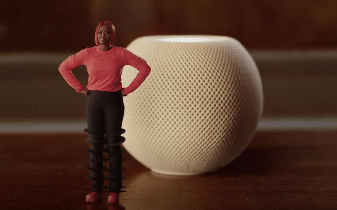 2020 holiday ad: Apple vs. Apple